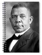 Booker T Washington Spiral Notebook