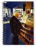 Bookstore Dreamer Spiral Notebook