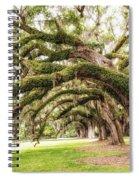 Boones Oaks Spiral Notebook