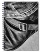 Bootin Spiral Notebook