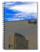 Borgata Spiral Notebook