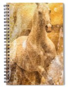 Born To Be Free Spiral Notebook