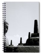 The Contemplation Of The Buddha Spiral Notebook