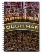 Borough Archway Spiral Notebook