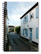 Bosham Hight Street West Sussex Spiral Notebook