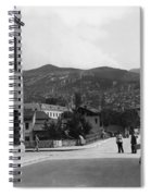 Bosnia - Sarajevo C1947 Spiral Notebook