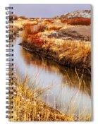 Bosque Canal Spiral Notebook