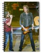 Boston #78 Spiral Notebook