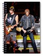 Boston #90 Spiral Notebook