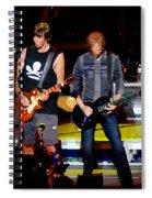 Boston #90 Enhanced Image Spiral Notebook