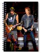 Boston #91 Enhanced Image Spiral Notebook