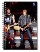 Boston #93 Spiral Notebook