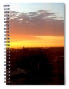 Boston Colors Spiral Notebook
