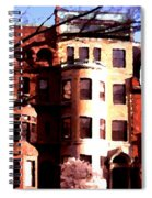 Boston Colors Two Spiral Notebook