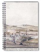 Boston Harbor, 1775 Spiral Notebook