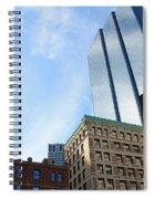 Boston Ma Architecture 2 Spiral Notebook