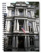 Boston Old City Hall Spiral Notebook