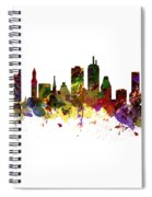Boston Usa Spiral Notebook