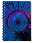Botanical Dome Spiral Notebook