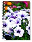 Botanical Medley Spiral Notebook