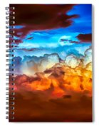Both Sides Spiral Notebook