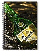 Signature Whiskey Spiral Notebook