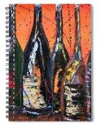 Bottle's Enjoyed Spiral Notebook