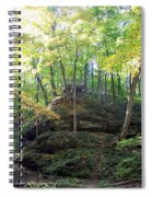 Bottom Of Devil's Punchbowl Wildcat Den Spiral Notebook