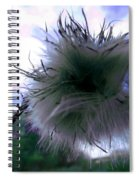 Bottomland Thistle Spiral Notebook