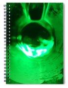 Bottoms Up 4 Spiral Notebook