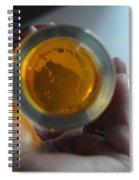 Bottom's Up Spiral Notebook