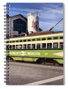 Boudins Spiral Notebook
