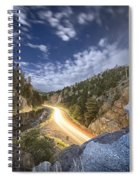 Boulder Canyon Dream Spiral Notebook