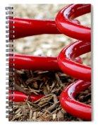 Bounce Spiral Notebook