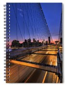 Bound For Greatness Spiral Notebook
