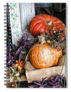 Bountiful Cart Spiral Notebook