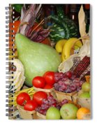 Bountiful Harvest Spiral Notebook