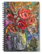 Bouquet De Chez Moi 04 Spiral Notebook