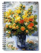 Bouquet D'estate 035 Spiral Notebook