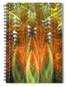 Bouquet Garni Spiral Notebook