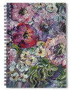 Bouquet Of Sweetness Spiral Notebook