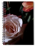 Bouquet With Rose Spiral Notebook