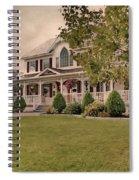 Bourbeau Custom Homes Spiral Notebook
