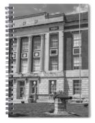 Bourbon County Courthouse 3 Spiral Notebook