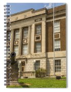 Bourbon County Courthouse 4 Spiral Notebook