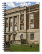 Bourbon County Courthouse 5 Spiral Notebook
