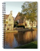 Bourton On The Water Spiral Notebook