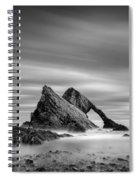 Bow Fiddle Rock 2 Spiral Notebook