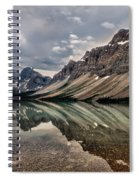 Bow Lake Spiral Notebook