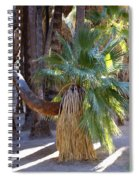 Bowing Palm Spiral Notebook